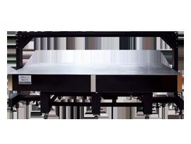 Arbeitsbrücke für optische Tische