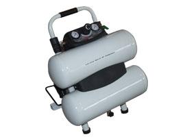 Geräuscharmer Luftkompressor