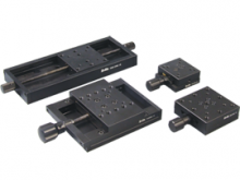 Lineartisch, Linearversteller, linear stage